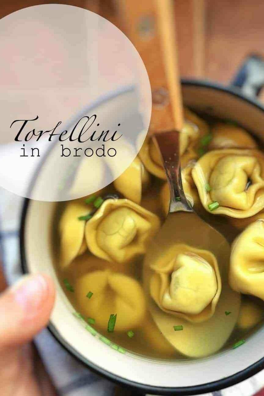 Tortellini-in-Brodo