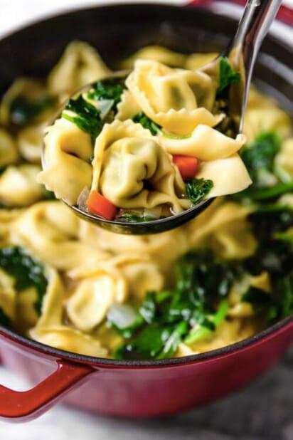 Spinach-Tortellini-in-Brodo