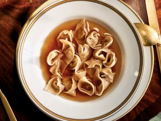 Tortellini-in-Brodo-with-Pork-Belly