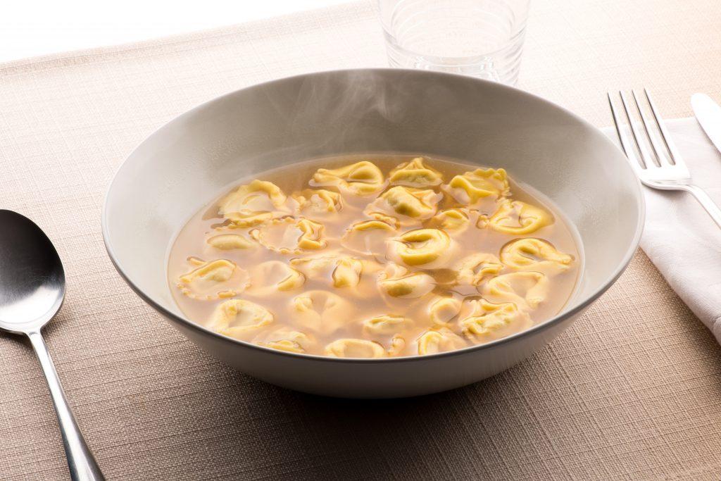 Tortellini-in-brodo-from-bologna