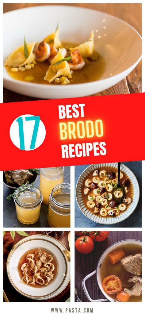 Best Brodo Recipes