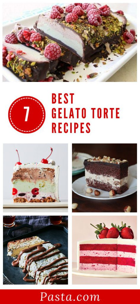 Gelato-Torte-Recipe