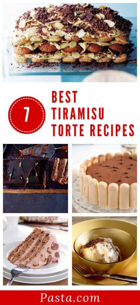 best-tiramisu-torte-recipes