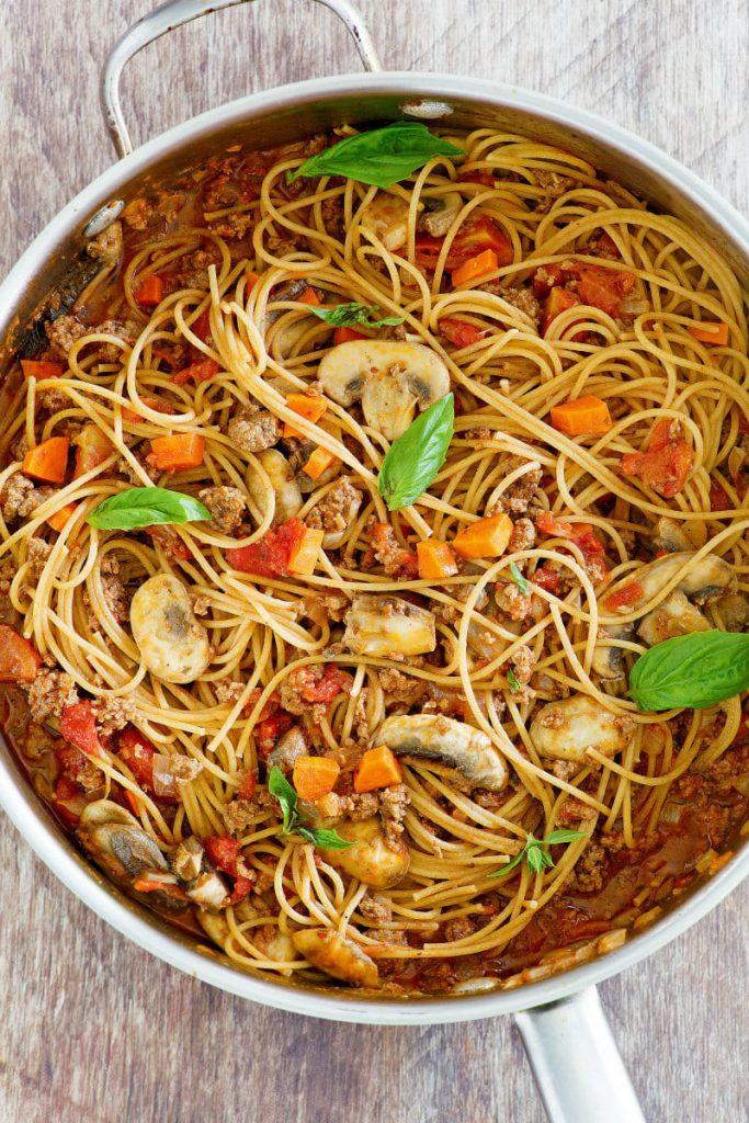 Weight-Watchers-Spaghetti-Bolognese