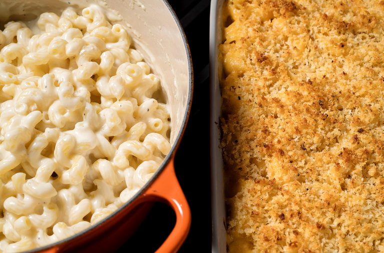 Alison Roman's Mac and Cheese