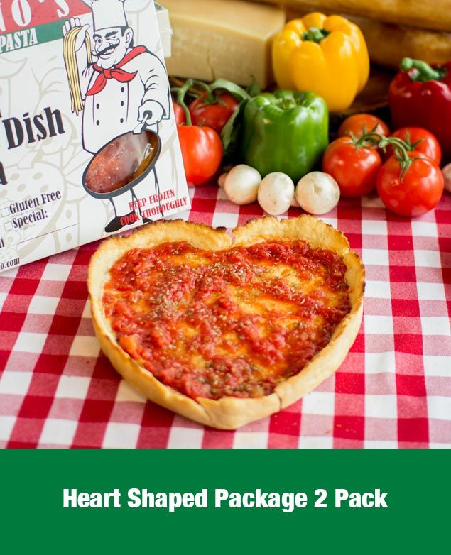 Pizanos Valentine's Day Pizza Specials