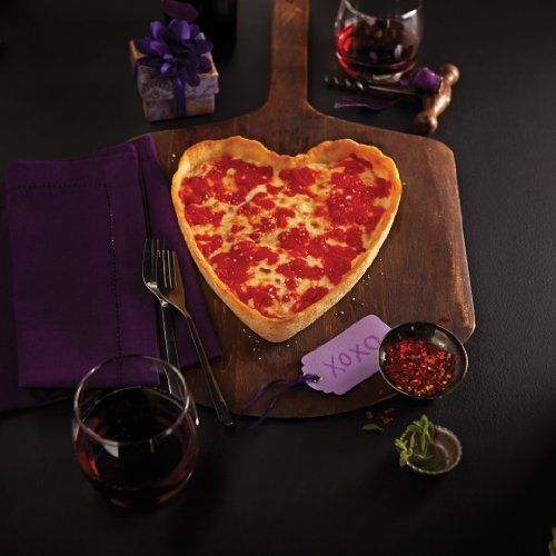 Lou Malnati's Amazon Heart Pizza