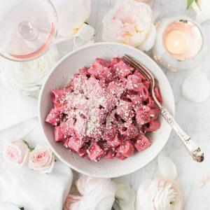 Jillian Harris Pink Pasta