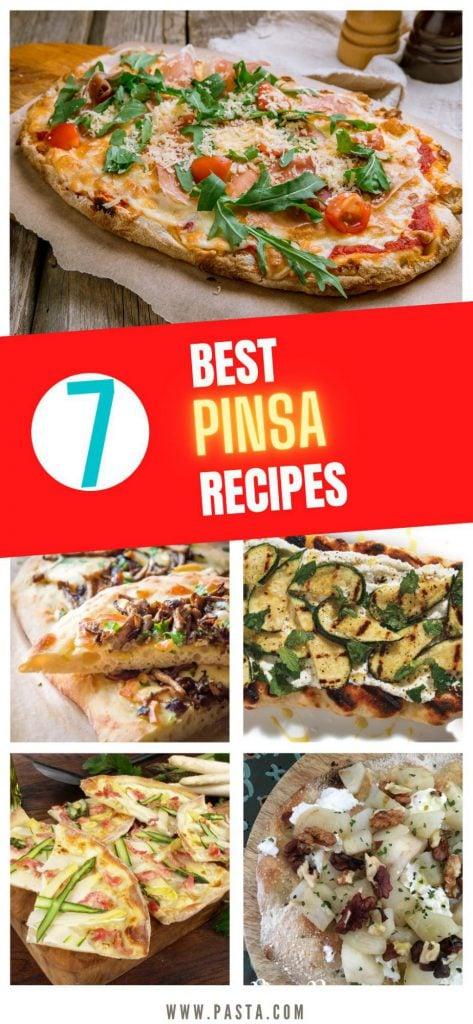 Best Pinsa Recipes