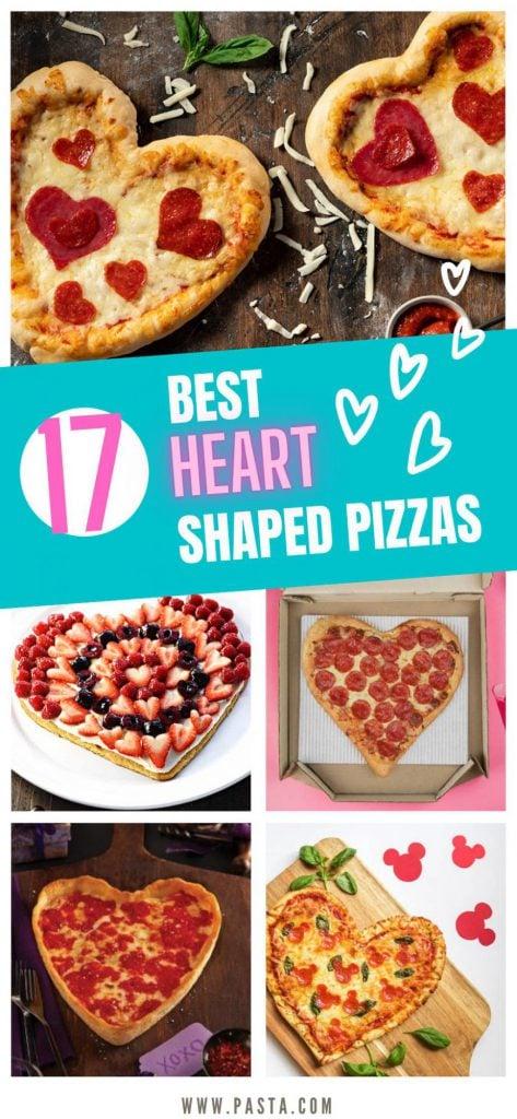 Valentines Pizzas