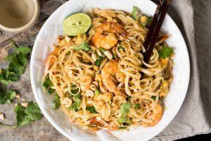 Low Carb Paleo Keto Pad Thai