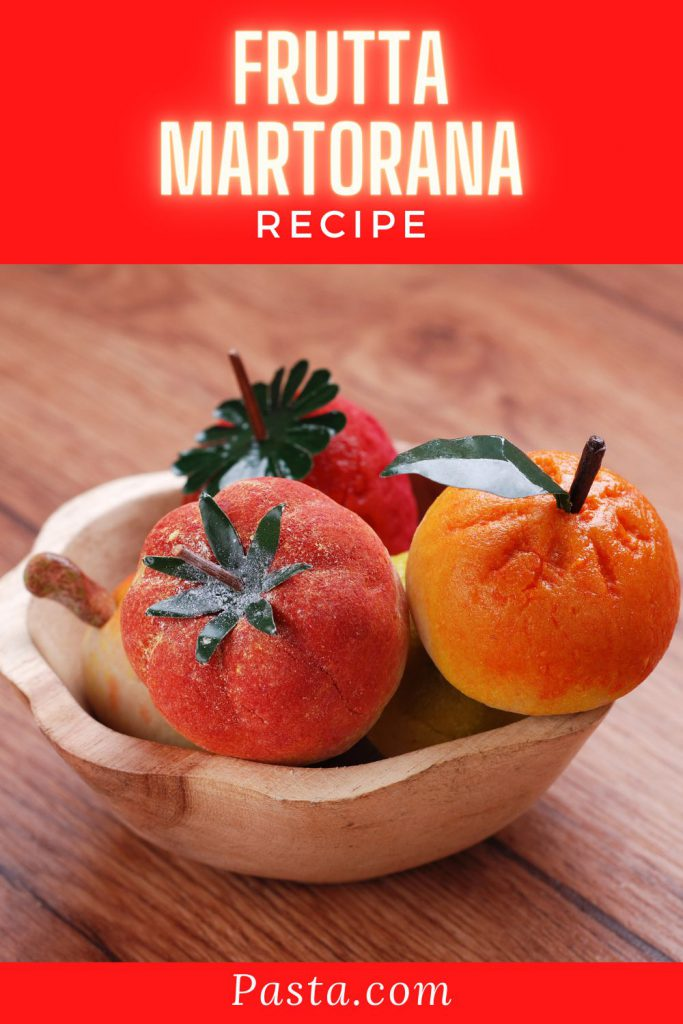 Frutta Martorana Recipe
