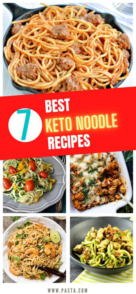 Keto Noodles