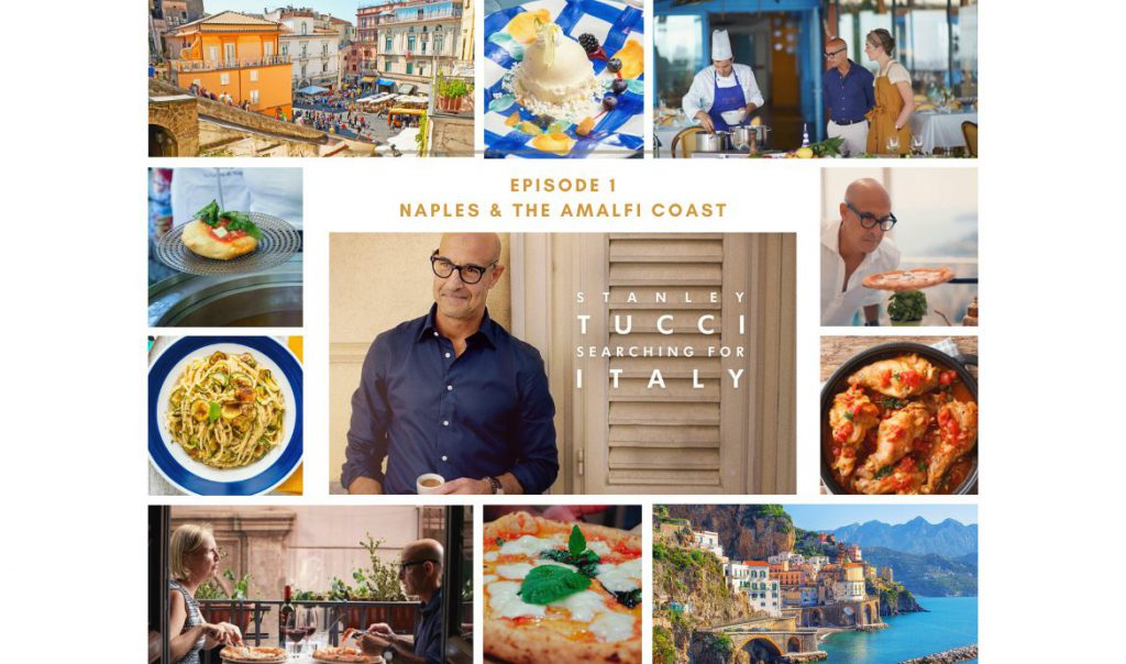 Searching for Italy Episode 1 Naples and the Amalfi Coast