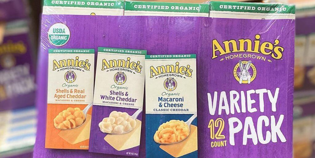 Annie's Mac and Cheese Variety Pack