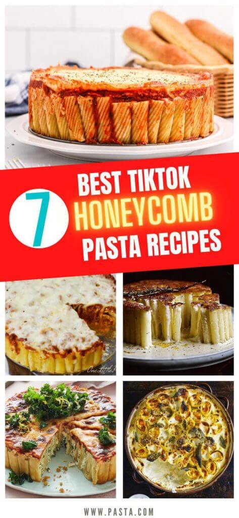 Best TikTok Honeycomb Pasta Recipes