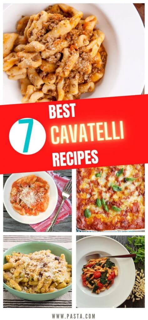 Cavatelli Recipes