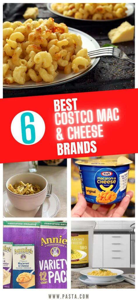 Costco Mac Cheese