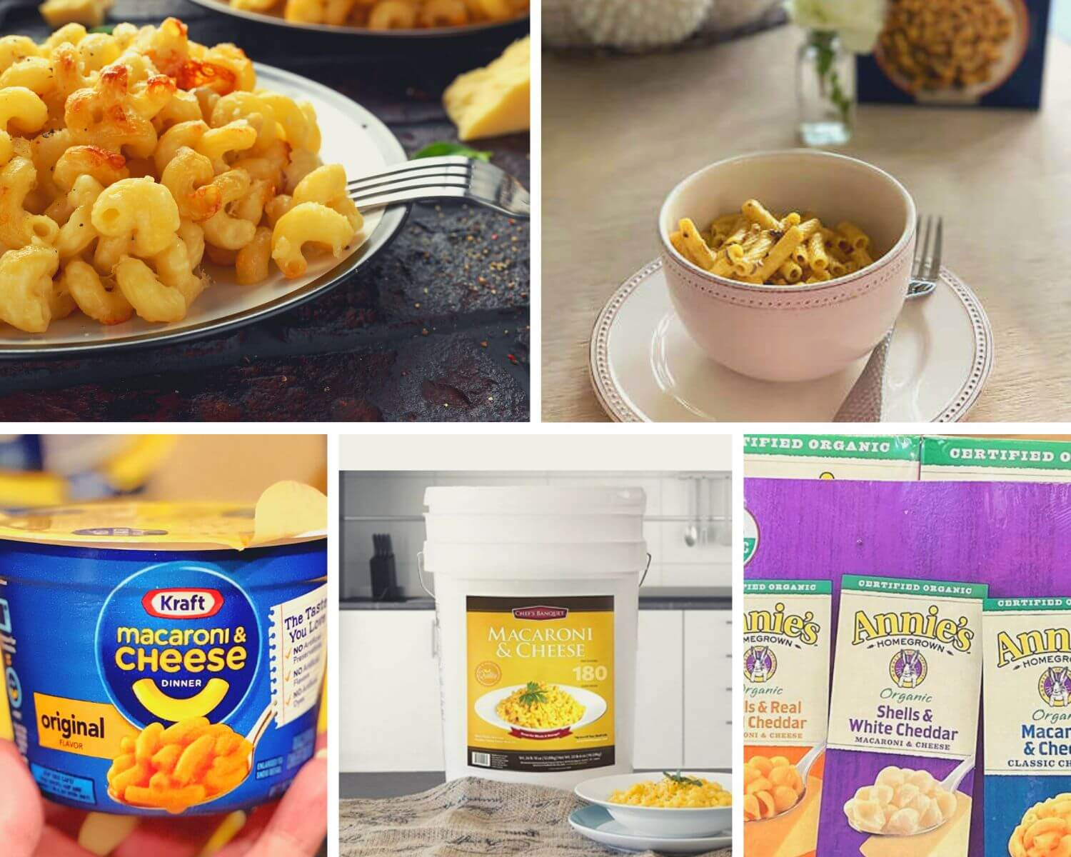 Costco Mac and Cheese Brands