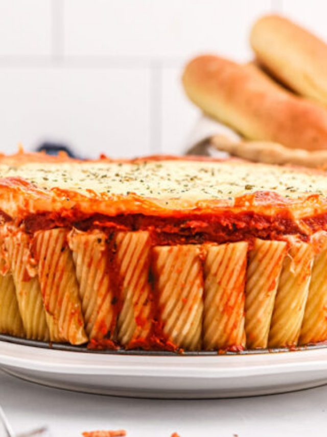7 Best TikTok Honeycomb Pasta Recipes (aka Rigatoni Pie)