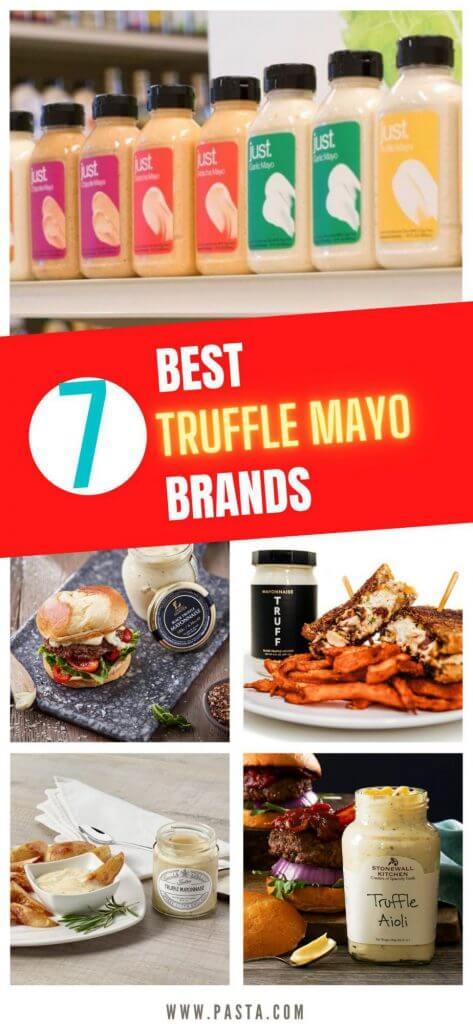 Truffle Mayo Brands