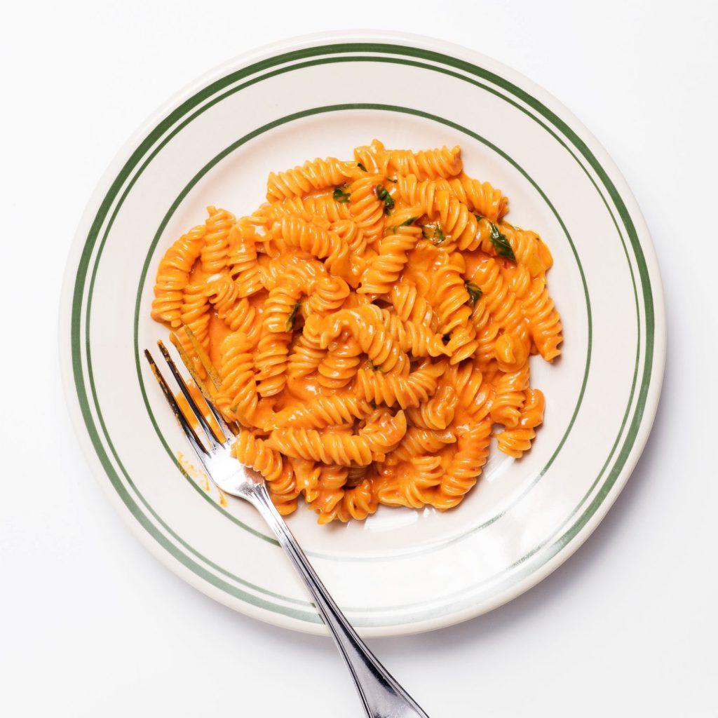 Jon and Vinny's Spicy Fusilli Recipe