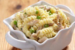 Truffle Tuna Pasta Salad