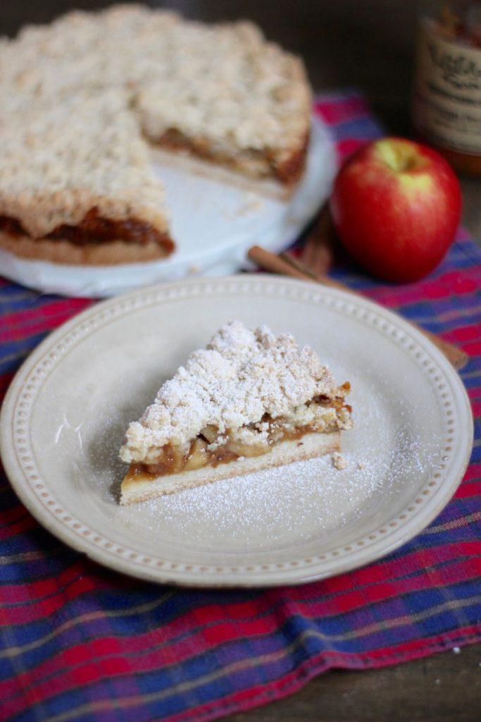 Sweet Potato Apple Crumb La Torta Sbriciolata