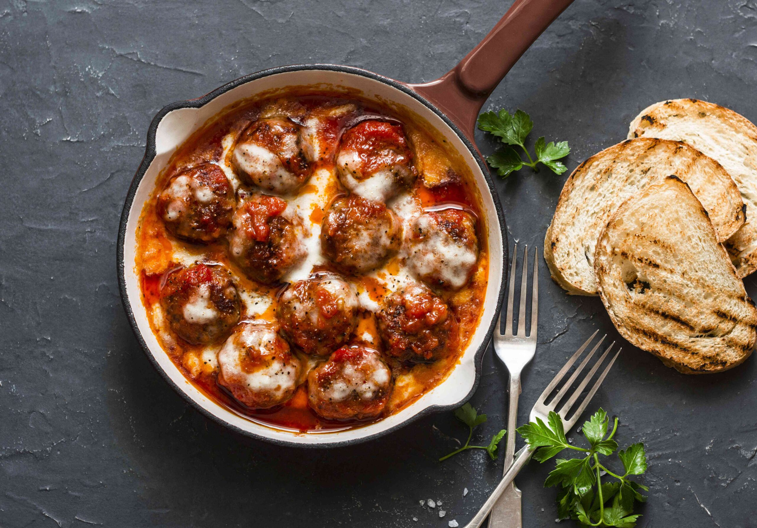 Meatball Recipe without Bread Crumbs