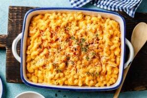 Smoked Mac n Cheese