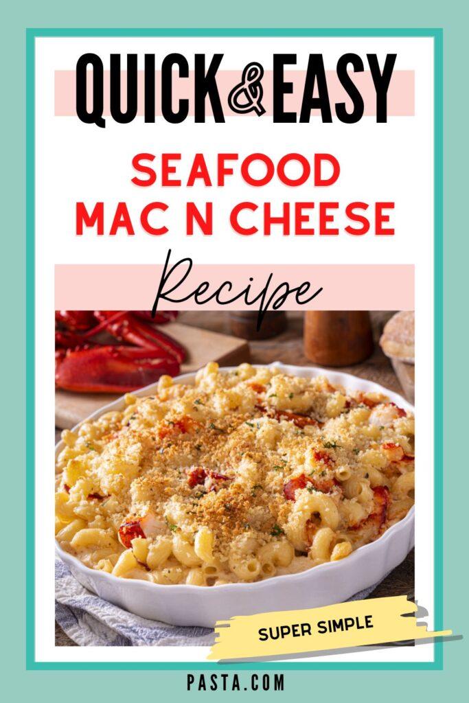 Seafood Mac n Cheese Recipe